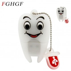 USB флашка зъбче