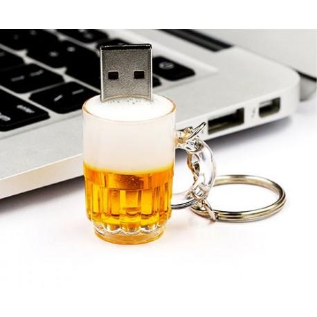 USB флашка Бира