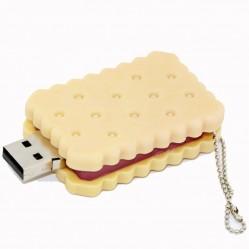 USB флашка бисквитка
