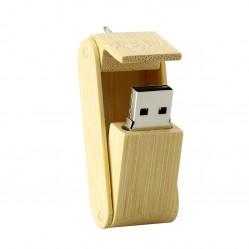 USB флашка от дърво