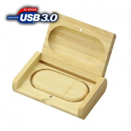 USB 3.0 флашка от бамбук