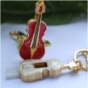 USB флашка цигулка