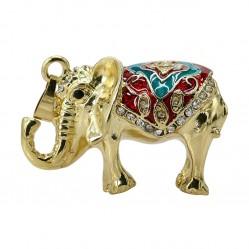 USB флашка слон