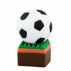 USB флашка футболна топка