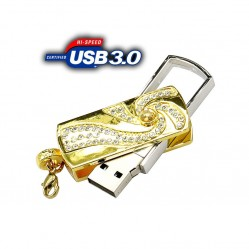 Елегантна флашка USB 3 бижу
