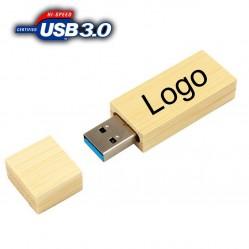 USB памет от бамбук
